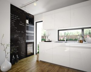 Self Adhesive contact for a Kitchen